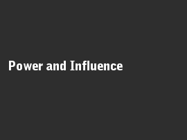 Online quiz Power and Influence
