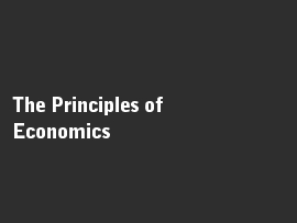 Online quiz The Principles of Economics