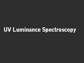 Online quiz UV Luminance Spectroscopy