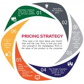 Online quiz The Price Strategy