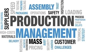 Production Management and Distribution