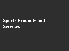 Online quiz Sports Products and Services