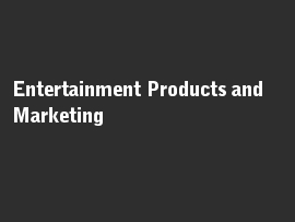 Online quiz Entertainment Products and Marketing